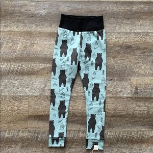 Other - Bear Slim Fit Leggings